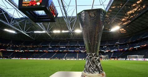 Europa League Final Live Goal Updates Scores