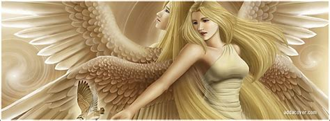 golden angels facebook cover