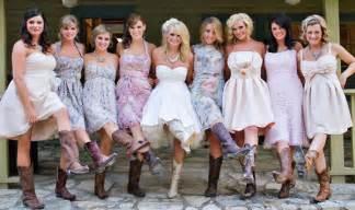 western theme wedding dresses tbdress of western theme wedding ideas