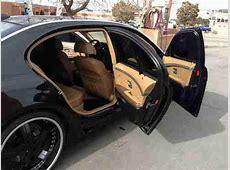 Find used BMW 745li Blacked out WBody kit 22