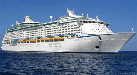 Explorer Of The Seas - Itinerary Schedule, Current