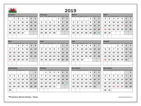 calendar wales uk michel zbinden en