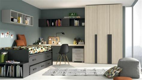 chambre ado vert et gris comment aménager une chambre d 39 ado garçon 55 astuces en