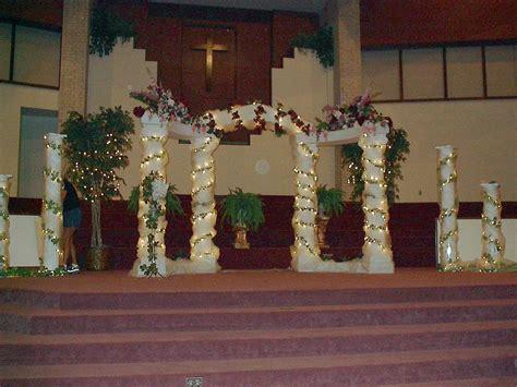 column decoration ideas columns for wedding decorations romantic decoration