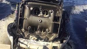 1988 Johnson 88 Spl Carb  Intake Issue