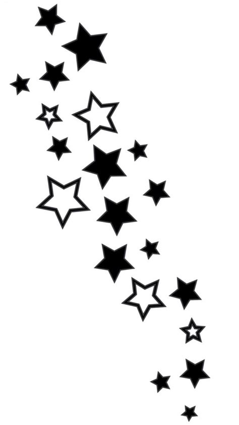 Stars #diycuttingboard | Star tattoo designs, Star tattoos
