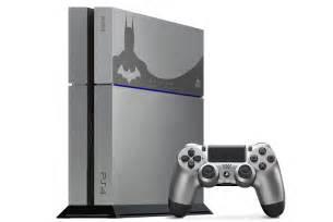 ps4 console bundle gorgeous batman arkham ps4 bundle gets a trailer