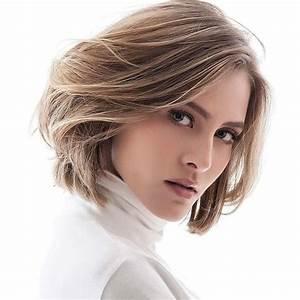 10 Medium Bob Haircut Ideas Casual Short Hairstyles For