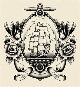 Sailor tattoos, New york and Style on Pinterest