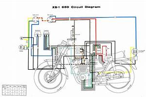 Yamaha Electrical Wiring Diagrams