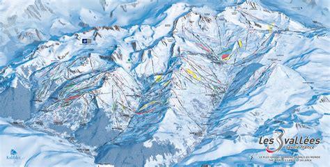 les menuires montagnes site officiel des stations de ski en