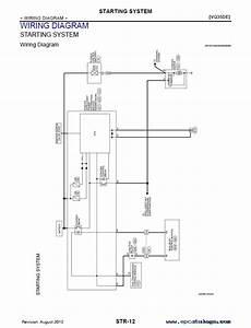 Nissan Maxima Model A35 Series 2014 Service Manual Pdf