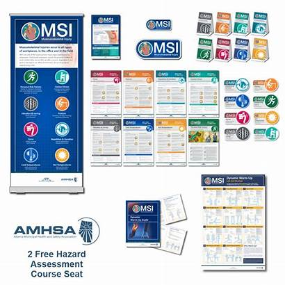 Msi Package Amhsa Safety