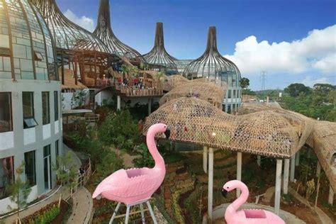destinasi wisata terbaru kabupaten semarang  wajib