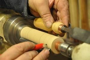 Gouge De Tournage : tournage d 39 un manche de ciseau bois munie d 39 une soie ~ Premium-room.com Idées de Décoration