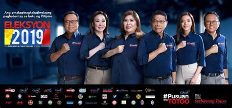 GMA News and Public Affairs' Eleksyon 2019 dominates TV ...