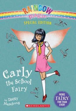 scholastic canada rainbow magic special edition carly