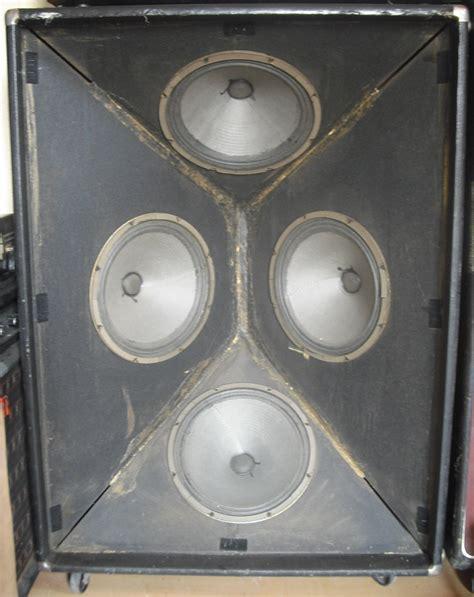 fender bassman 100 4x12 silverface image 345093