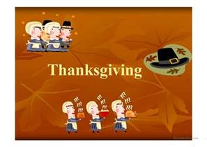 thanksgiving powerpoint worksheet free esl projectable worksheets made by teachers