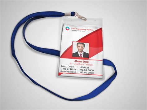 id card psd templates design trends premium psd