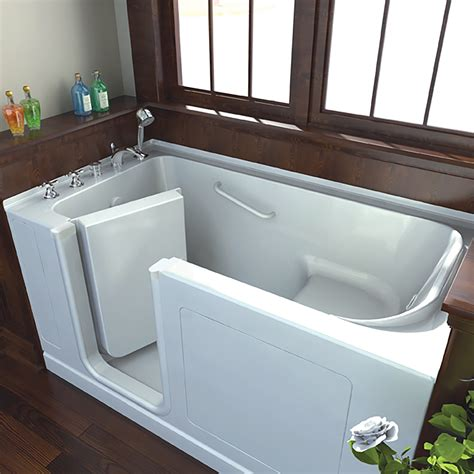 walk in bathtub 32x60 inch walk in bath american standard
