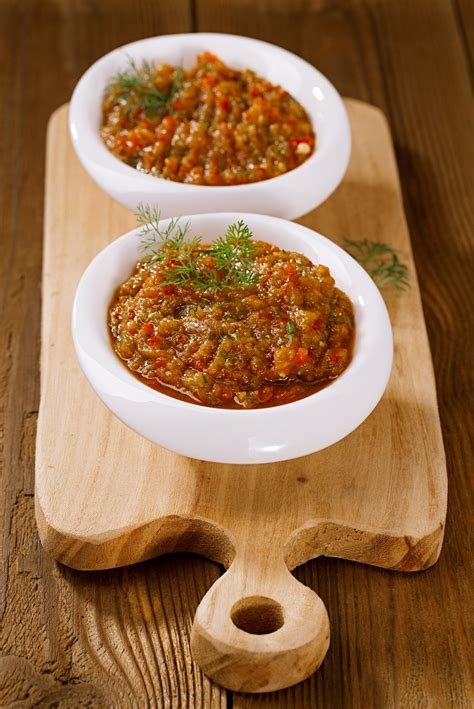 cuisine libanaise aubergine recette caviar d 39 aubergines à la libanaise