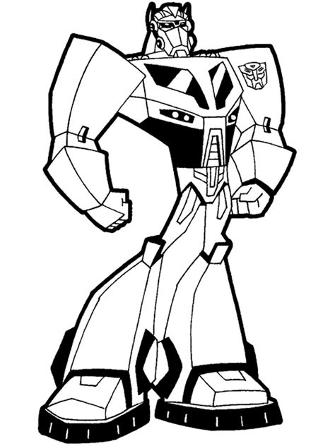 robots  transformers coloring pages  printable