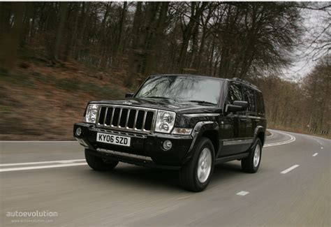 jeep commander 2010 jeep commander specs 2008 2009 2010 autoevolution