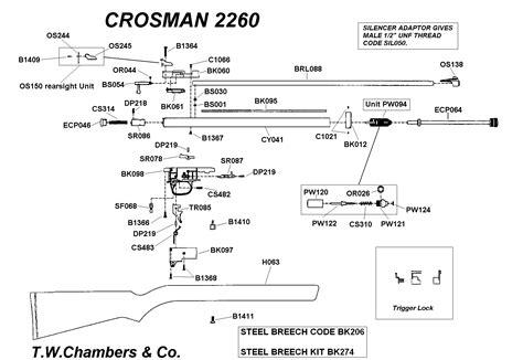 25+ Crosman 2260 Parts Diagram Pics - FreePix