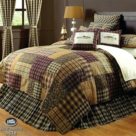 Country Style Bedding Quilts Connectme