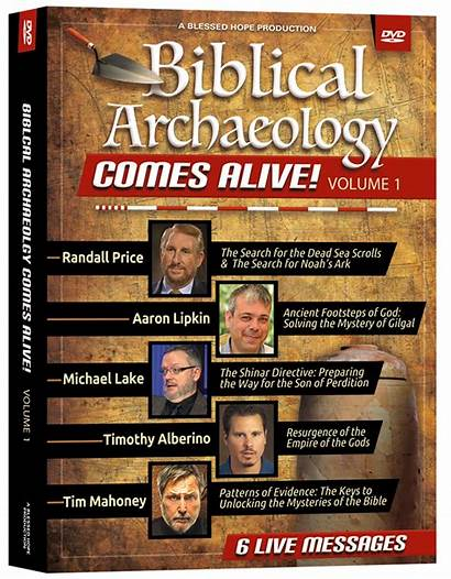 Biblical Archaeology Alive Comes Prophecy Fascinating Archaeologists
