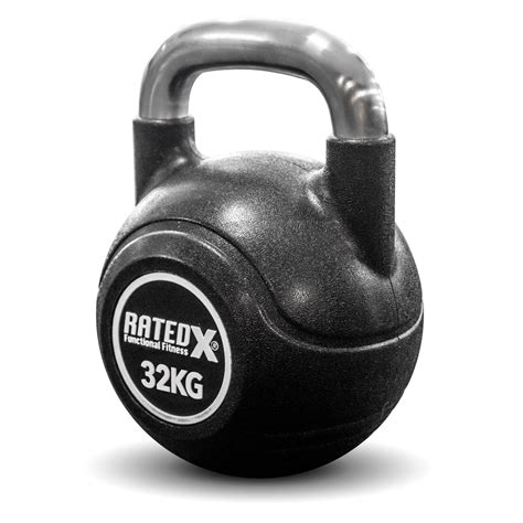 kettlebell pu coated rated