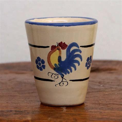 Bicchieri Per Limoncello by Bicchiere A Calice In Ceramica Per Limoncello Casedda A