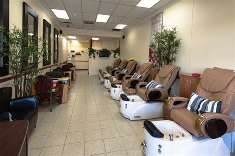 Come Visit Our Totally Remodel Nail Salon.