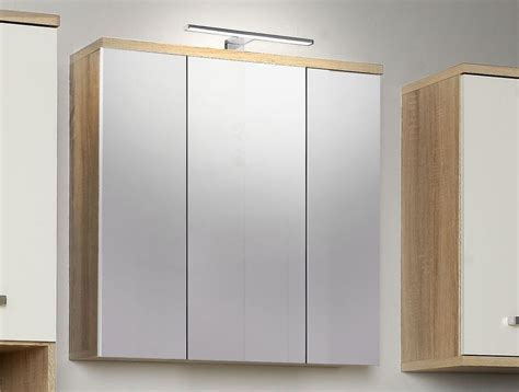 Veris Badezimmer Spiegelschrank Inkl Led