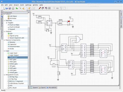 Good Software Tools For Creating Simulating Circuit