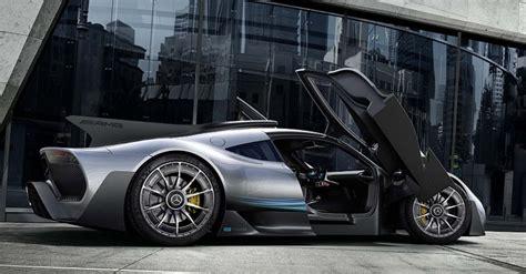 Mercedes' New .7 Million Hypercar
