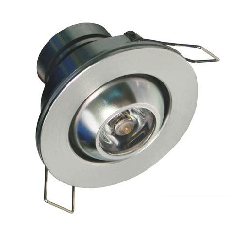 tiltable 12vdc led eye puck light for cabinet lighting