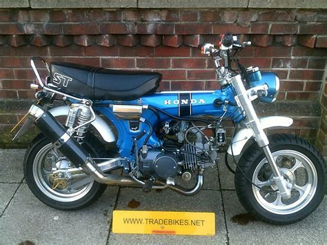 Honda St125 Dax Replica Modified 2007