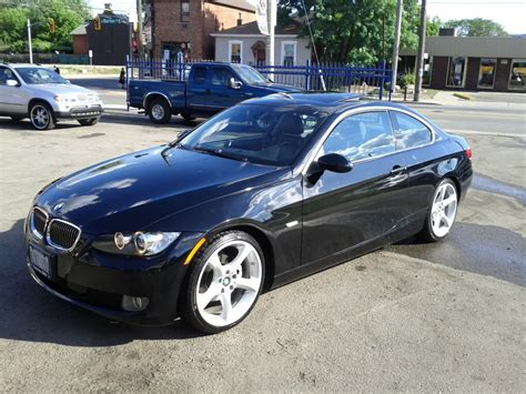 Bmw 328i Coupe Black  Image #110