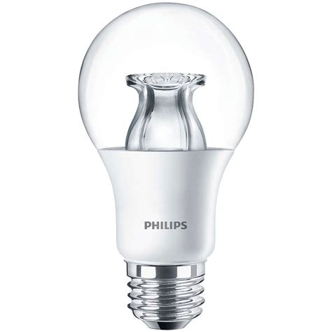 soft white dimmable a19 led light bulbs 10w