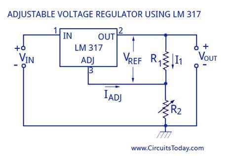 Voltage Regulators With Circuit Diagram Design Theory