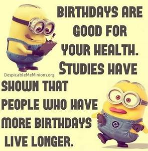Top 25 Funny Birthday Quotes for Friends – Quotes and Humor
