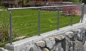 Geländer Mit Seil : michel ag metallbau metall und stahlbau gel nder ~ Markanthonyermac.com Haus und Dekorationen
