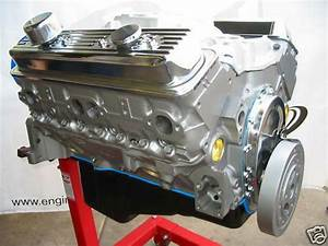 Chevy 383    350 Hp 4 Bolt Performance Tbi Balanced Crate