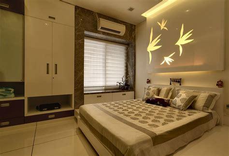 Contemporary Bedroom Interiors Designed By Hyderabad's