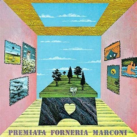 Il Banchetto Pfm Premiata Forneria Marconi Per Un Amico 1972