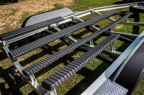 Boat Trailer Fender Bunks by New Pillow Block Bunk System For 2016 Yar Craft Owners