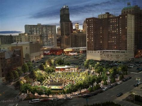 DTE Energy's vision for new downtown Detroit park unveiled