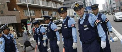 The Cars Of The Japanese Police